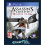 Assassins Creed® Black Flag Ps4 Com Dlc Dublado Português