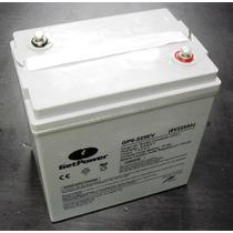 Bateria Tracionaria 6 Volts 225 Amperes - Ponte Elevatória