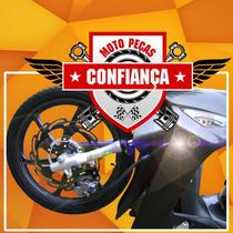 Discão De Freio Moto Esportivo Wave Biz 125+ 300mm
