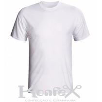 Kit 5 Camisetas Infantil Para Sublimação (100% Poliéster)