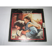 Rush - Trilha Sonora - Eric Clapton - 1992 - Lp