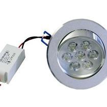 Spot Super Led Lampada Direcionável 7w Kit Com 10 Unidades.