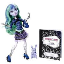 Boneca Monster High Twyla 13 Wishes - Frete Grátis
