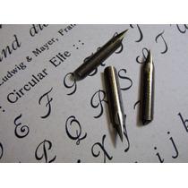 3 Penas Gillott 303 Caligrafia Desenho Flexíveis Fret Grátis