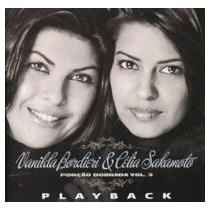 Playback Vanilda Bordieri & Célia Sakamoto- Porção Dobrada 3