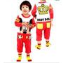 Macacão Fantasia Mickey Mouse Importado Bebê 3 A 12 Meses