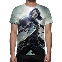 Camisa, Camiseta Game Darksiders - Estampa Total