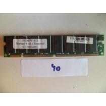 Memoria Dimm 512 Mb Pc-133
