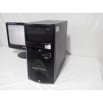 Computador Completo Positivo Com Monitor *