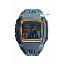 Garantia De 2 Anos + Nf Relógio Adidas Digital Adp61358pn