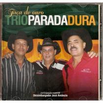Cd Trio Parada Dura - Taça De Ouro - Novo***