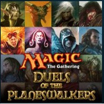 Duels Of The Planeswalkers 2011 Gold Deck Bundle Ps3 Jogos
