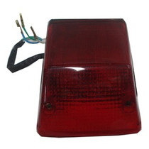 Lanterna Traseira Completa Xtz 125 / Dt 200 / Xt 600 Vermelh