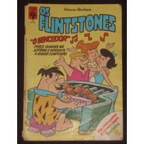 Hq Os Flintstones Nº 17 - Ed. Abril - 1981