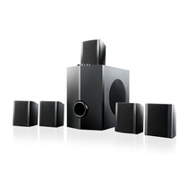 Home Theater 5.1 Subwoofer 4000w Bivolt Som Dvd Multilaser