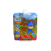 Figura Mike Cavaleiro: Mike & Yap Discovery Kids