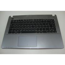 Teclado Do Notebook Asus X450lc-bra-wx064h Original