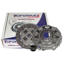 Kit Embreagem Tempra Tipo 2.0 8/16v Fiat Coupe 2.0 Topdrive