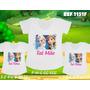 Camisetas Tal Mãe Tal Filhas T-shirt Kit 3 Unid Frozen