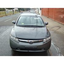 Peças Para Honda Civic Motor 1.8 Lxs Borboleta Couro Gasolin
