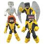 Boneco Marvel Minimates X-men