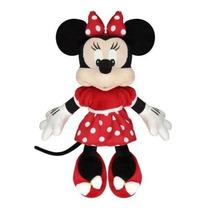 Boneco Pelúcia Disney Minnie Vermelha Original Licenciada