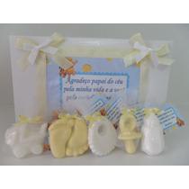 Lembrancinhas Maternidade Ou Chá De Bebê - Caixa Com 50 Unid
