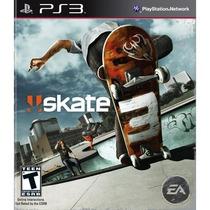 Skate 3 Ps3 Skate3 Play3 Original 12x S/juros - Frete Grátis