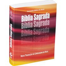 Kit C/12 Bíblias Sagrada Ntlh Compacta P/ Evangelização- Sbb