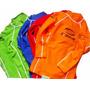 Camisa Infantil De Lycra 98% Protecao Raios Uv Praia Nautica