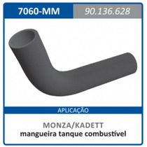 Mangueira Tanque Combustivel Gm 90136628 Kadett:1991a1992