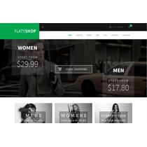 Template Site Wordpress Para Empresas E Lojas Virtuais