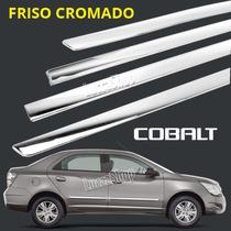 Friso Lateral Cromado Cobalt Modelo Opcional - Cobalt Todos