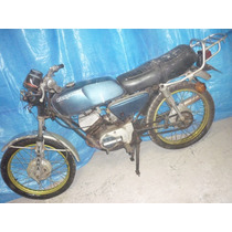 Moto Antiga Yamaha Rx 125 Completa E Funcionando Ótima Shoow