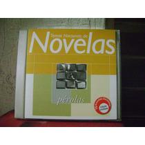 Cd - Temas Nacionais De Novelas Perolas