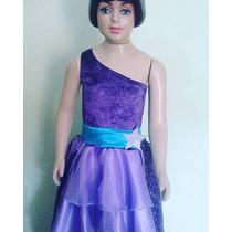 Fantasia Barbie Pop Star - Infantil