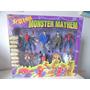 Spider Man - Box Monster Mayhem - Raro 1998 - Comic Toy Biz