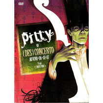 Dvd Pitty - {des}concerto Ao Vivo