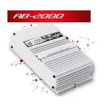Modulo Amplificador Carro Boog Ab2000 140 Wrms - 2 Canais