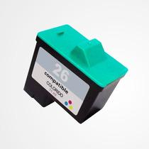 Cartucho Lexmark 26 Para Impressora X1185 X1195 Par Do 16