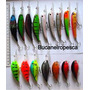 Kit Com 16 Iscas Artificiais Importadas Similar Rapala