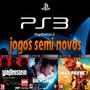 Jogos De Playstation 3 Seminovos ( Preços A Parti R$ 34,99 )