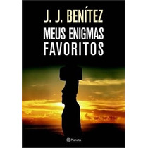 J.j. Benítez - Meus Enigmas Favoritos - Frete Grátis