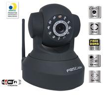 Câmera Ip Foscam Fi8918w Vigilância Wifi Preta Frete Grátis