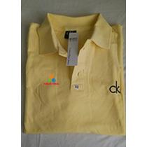 Camisa Gola Polo Calvin Klein Masculina