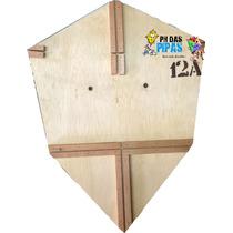 Forma Profissional Para Fazer Pipa Charuto Barata 55 Cm