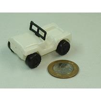 Mini Jipe Ford Jeep Willys Plástico Brinquedo Antigo Rissi 3