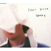 Cd Single Sonic Youth Sunday (importado)