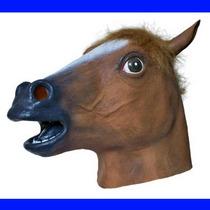 Mascara De Cavalo - Cabeça De Cavalo - Original Frete Gratis