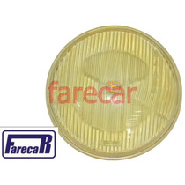 Lente Amarela Farol Original Cibie Vw Fusca 1973 A 1975